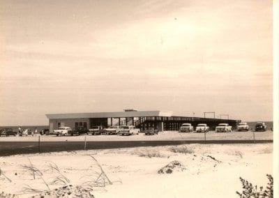 OIB FIRST PIER, TAKEN IN 1957
