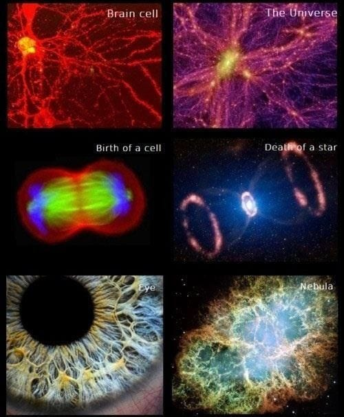 YOUR BITS OF CONSCIOUSNESS AND THE UNIVERSE'S STORAGE SYSTEM
